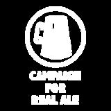 Camra logo_White